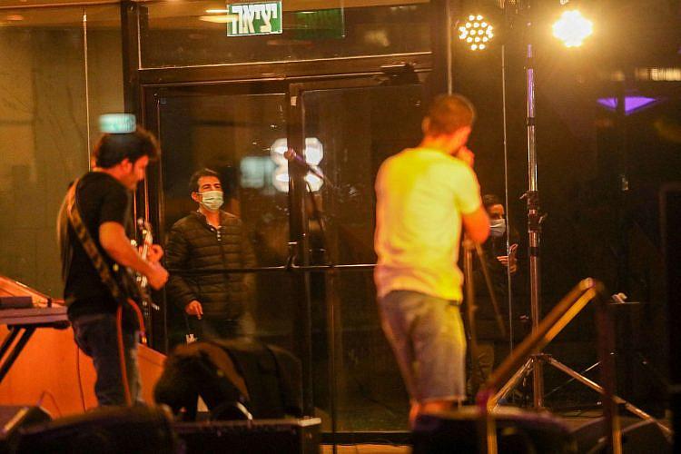 ההופעות בגן העיר. צילום: שלומי יוסף