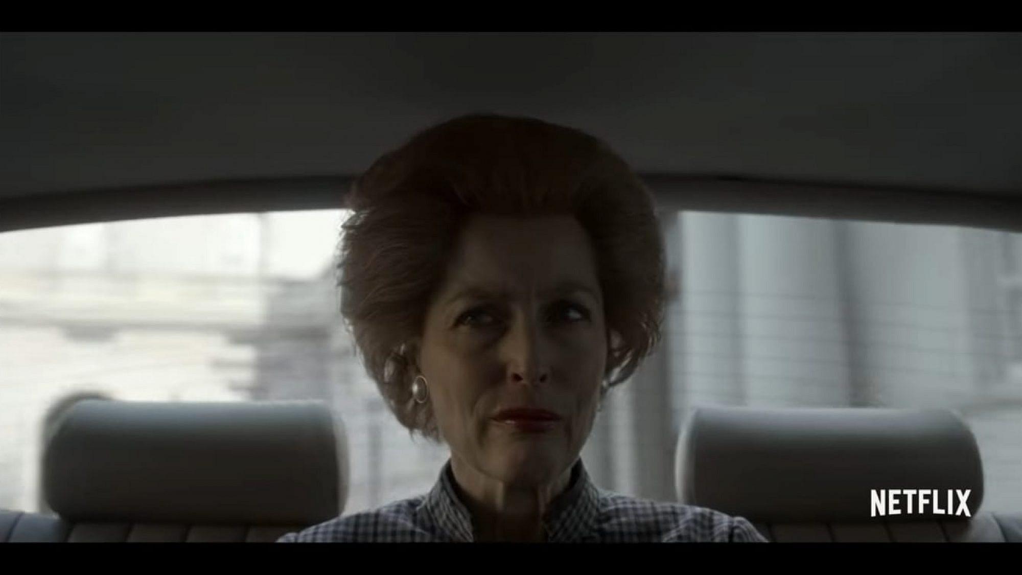 מתוך 'הכתר' עונה 4 של נטפליקס