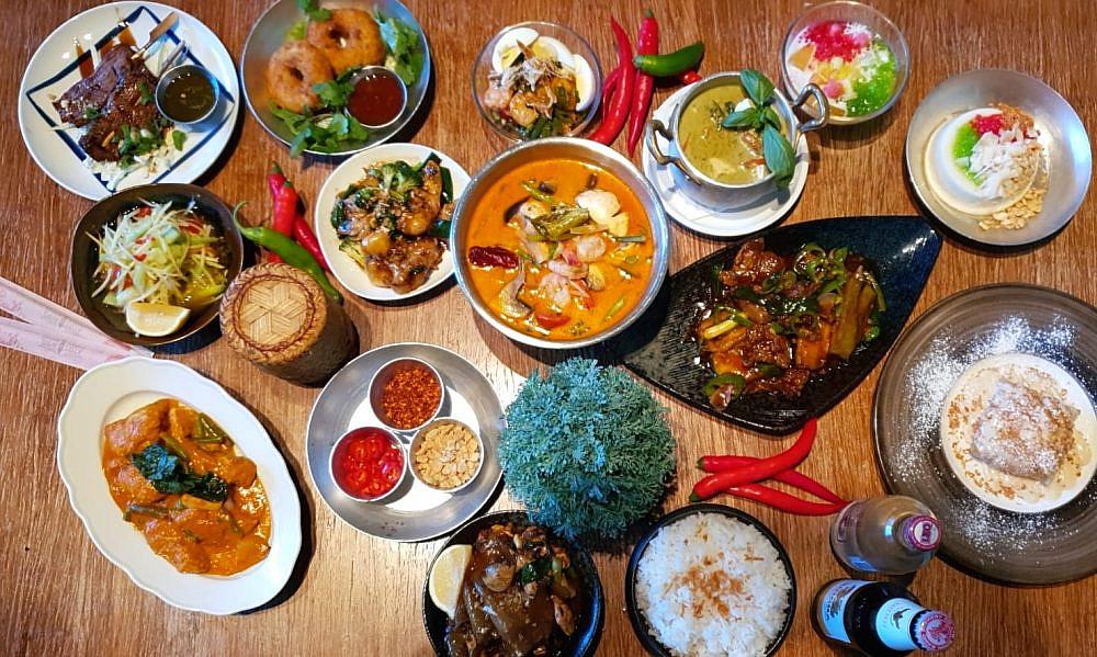 שנה חדשה תאילנדית בטייגר לילי (צילום: יניר גרין)
