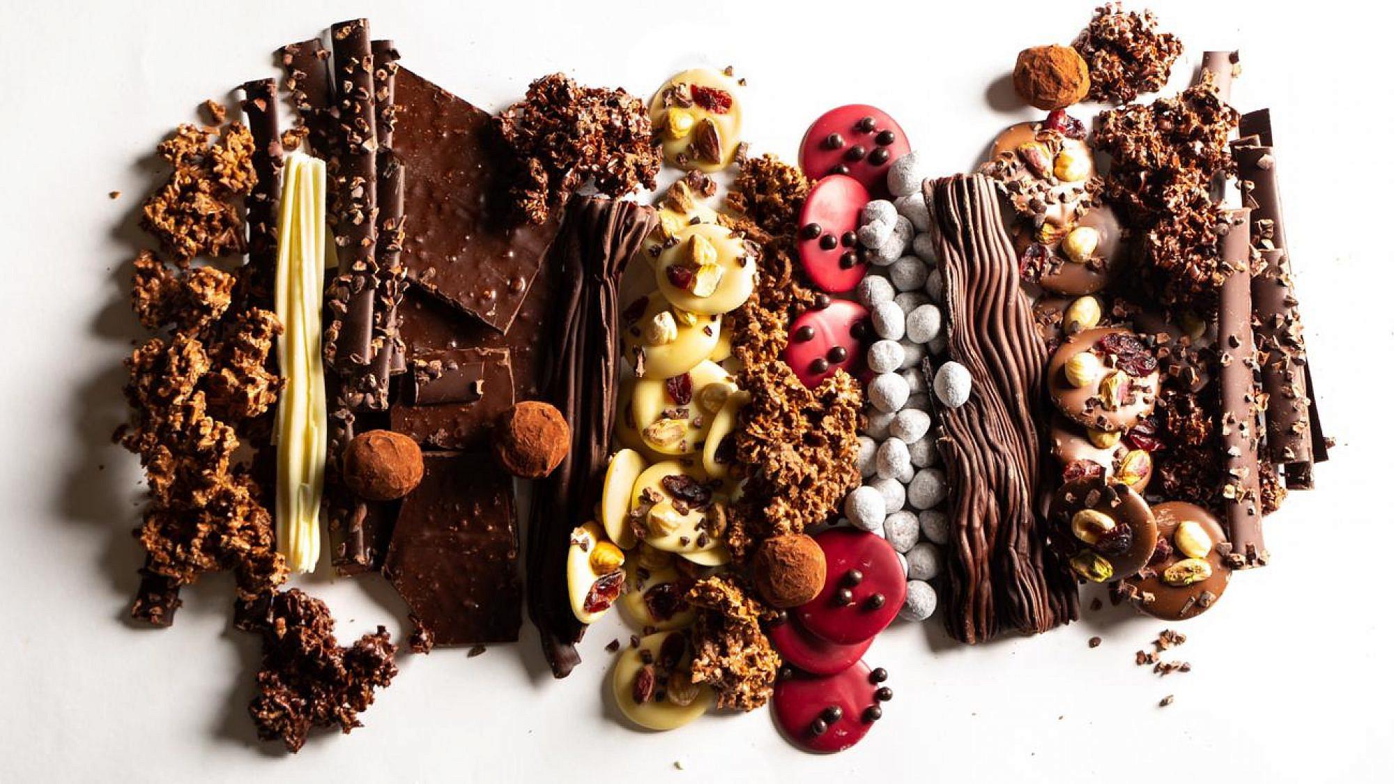 השוקולד של ג'וליקה. צילום: שני בריל