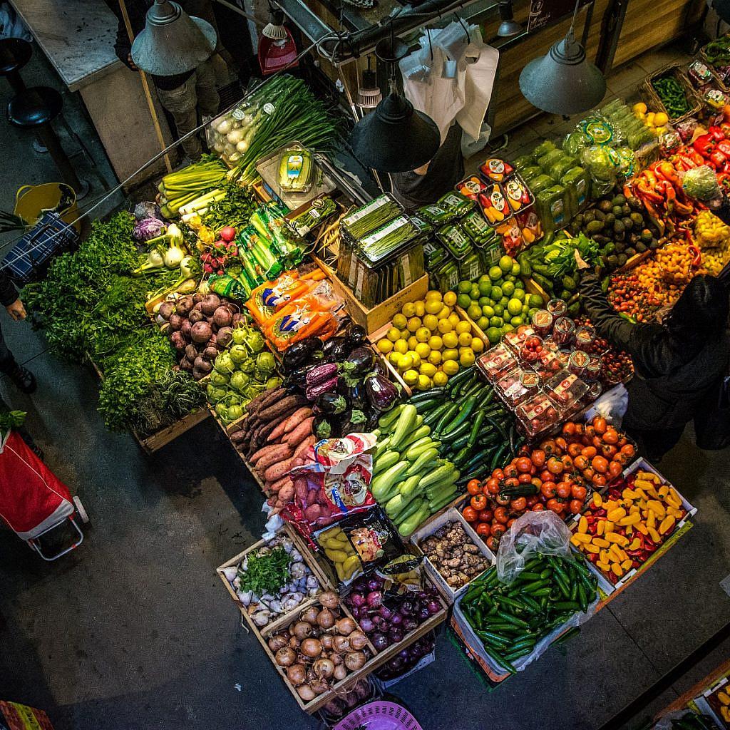 שוק הנמל (צילום: אייל ורשבסקי)