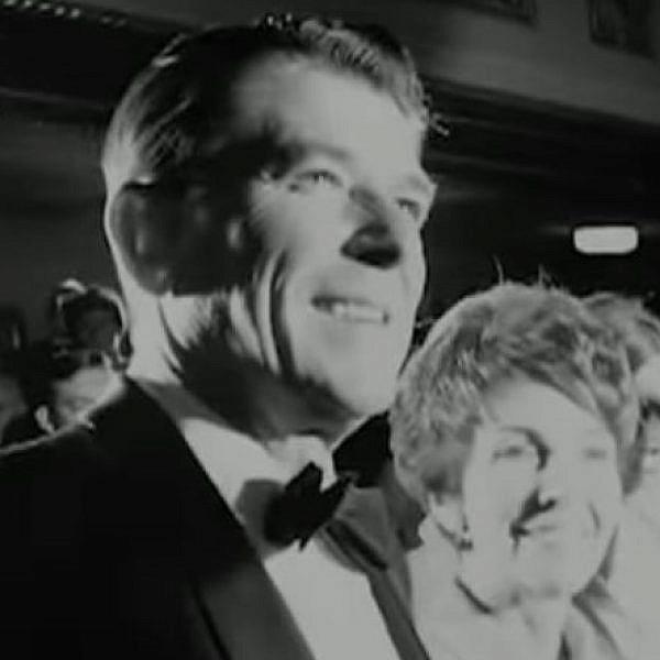 ננסי ורונלד רייגן. מתוך הסדרה