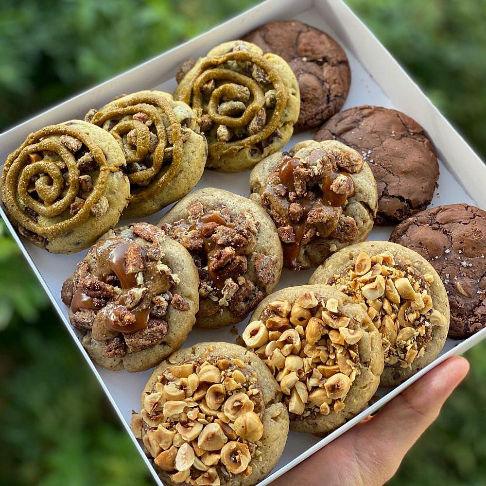 מגה עוגיות למגה פורים (צילום: מרינה קרקוב)