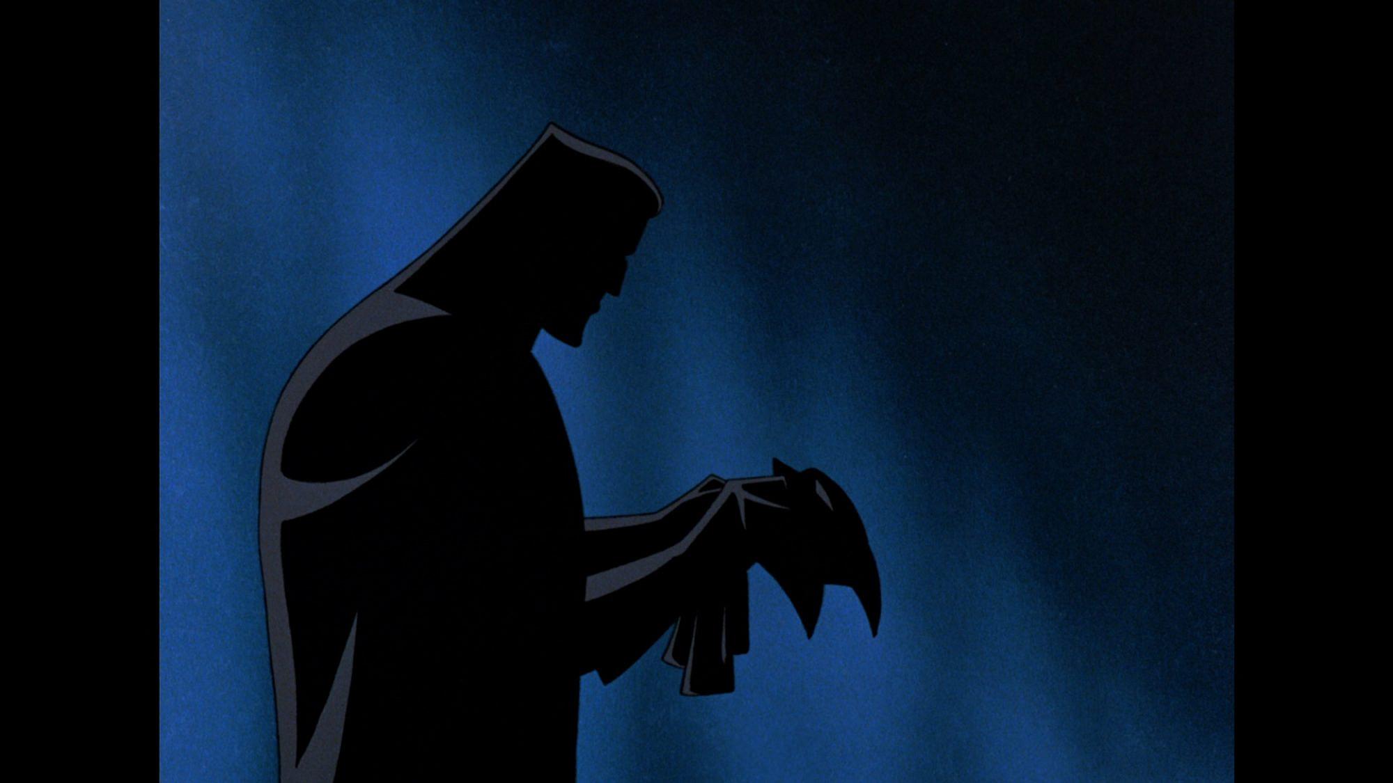 """היש צוהלת ושמחה? מתוך """"באטמן: מסכת התעתוע"""""""