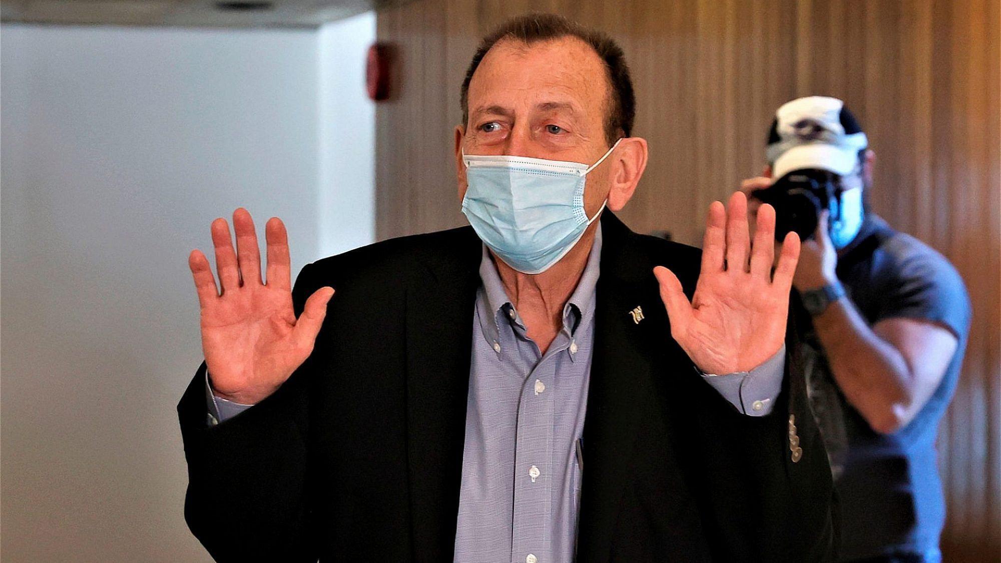 קמפיין מבולבל ונגטיבי בטיימינג גרוע. רון חולדאי (צילום: ג'ק גואז\AFP\גטי אימג'ס)