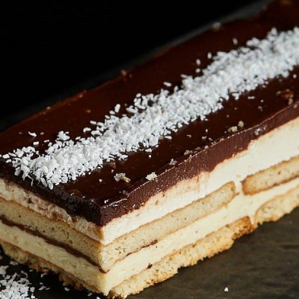 עוגת הביסקוויטים של אוניקו. צילום: אסף קרלה