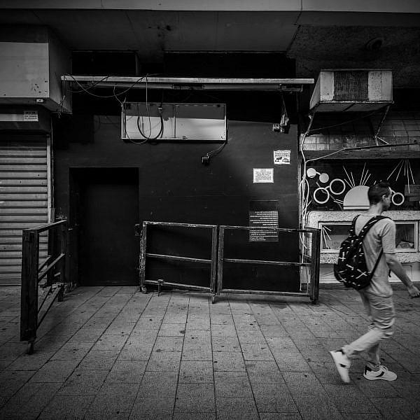 אחד המקומות באלנבי. צילום: איליה מלניקוב