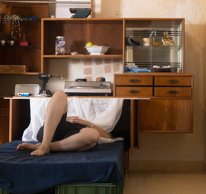 """מתוך הפרויקט """"עירוח"""" בבית ליבלינג (צילום: לי ברבו)"""