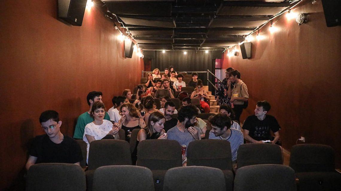 קולנוע קנדה. צילום: מגד גוזני