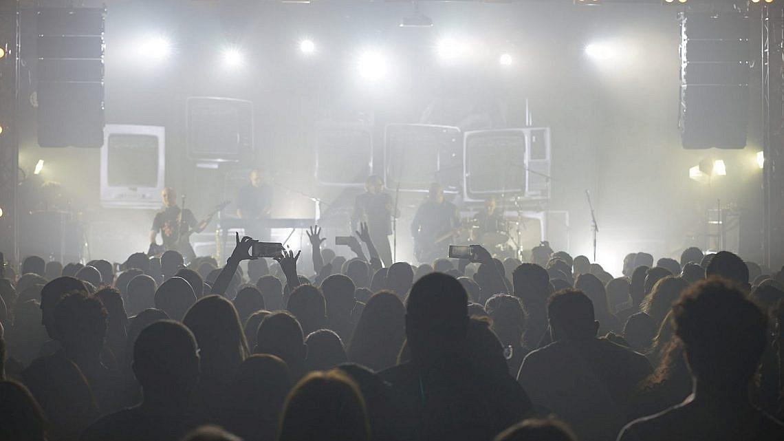 ביסייד, חלל ההופעות האלטרנטיבי החדש של זאפה (צילום: עוזי שעיה)