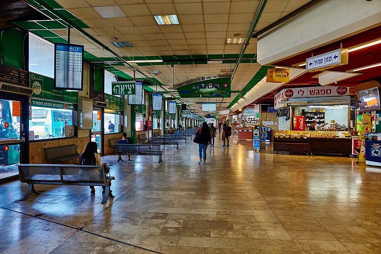 התחנה המרכזית החדשה | צילום: shutterstock