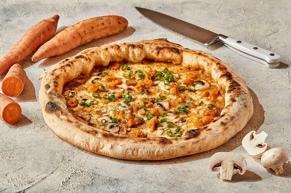 פיצה קארי כבר טעמתם? סה טו (צילום: גיל אבירם)