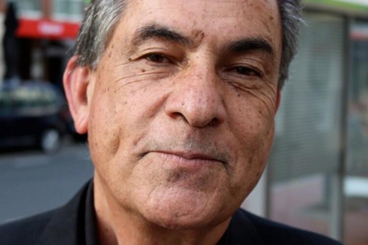 גדעון לוי (צילום: באדיבות דוברות עיריית תל אביב-יפו)