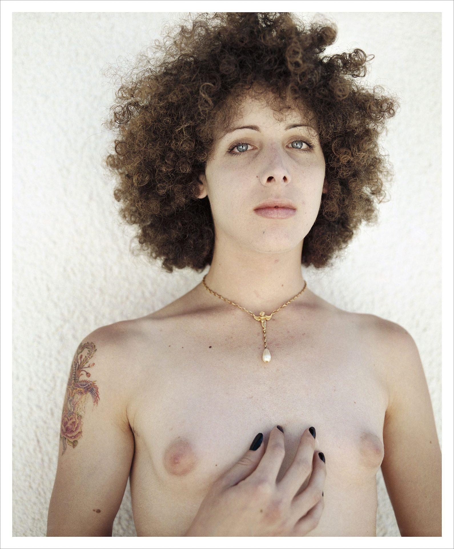 טהור, רונה יפמן, 2001 (מתוך אוסף מוזיאון חיפה לאמנות)