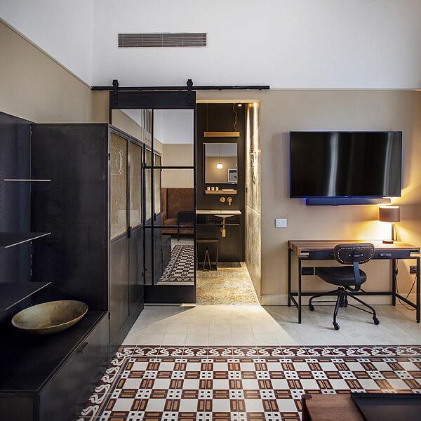 מלון אסמבלאז'   צילום: יובל גורין