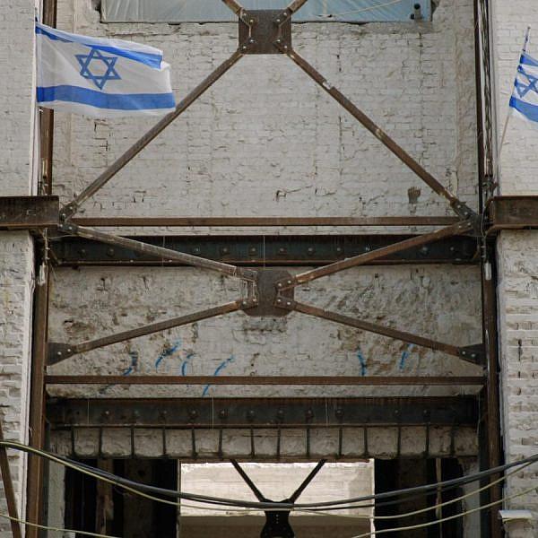 בית העצמאות בשדרות רוטשילד. צילום: יואב בירן