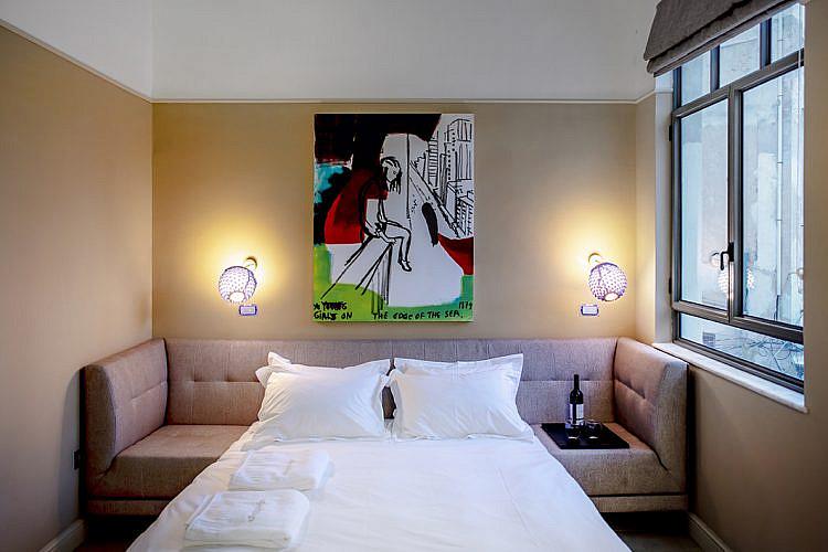 מלון אסמבלאז' | צילום: יואב גורין