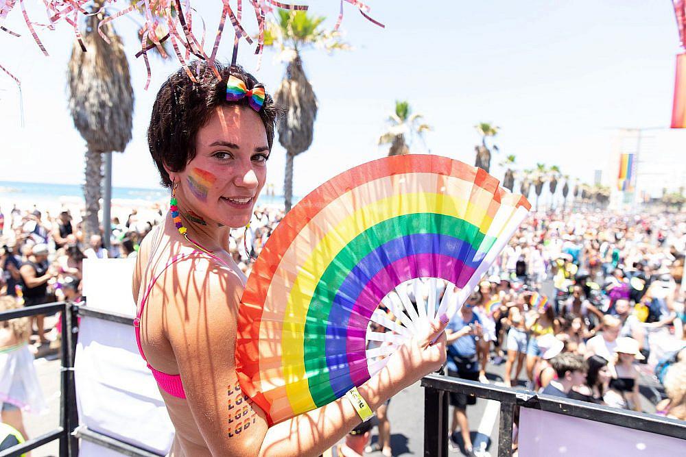 Pride Parade 2021 (Photo: Dean Aharoni Roland)