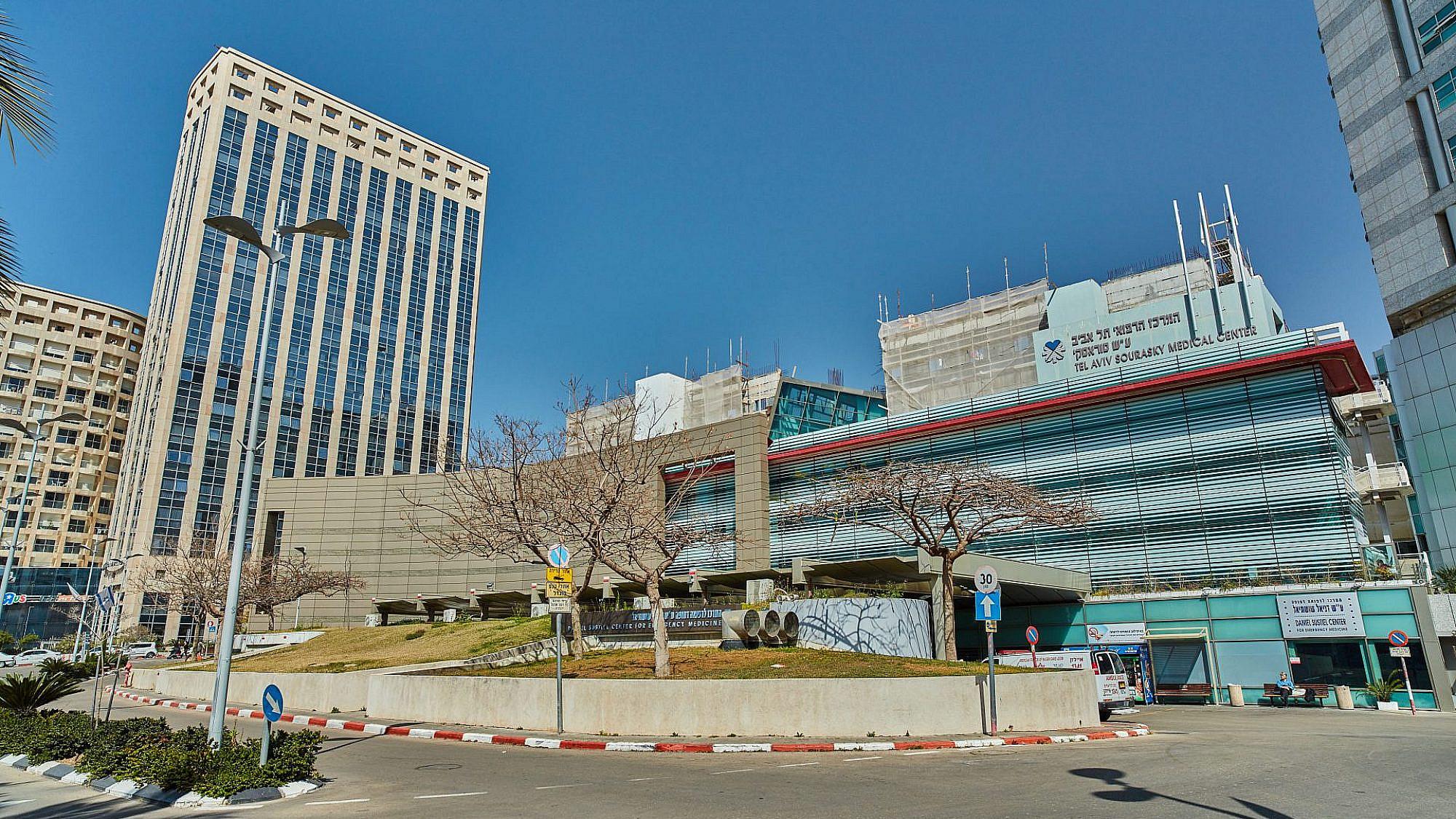 בית חולים איכילוב   צילום: shutterstock