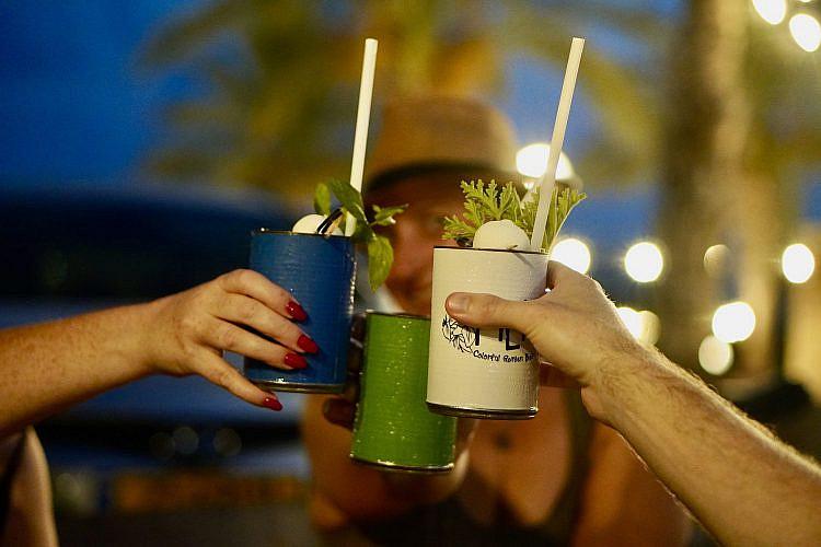 PICK בכיכר קדומים. צילום: נוי מוסטיק