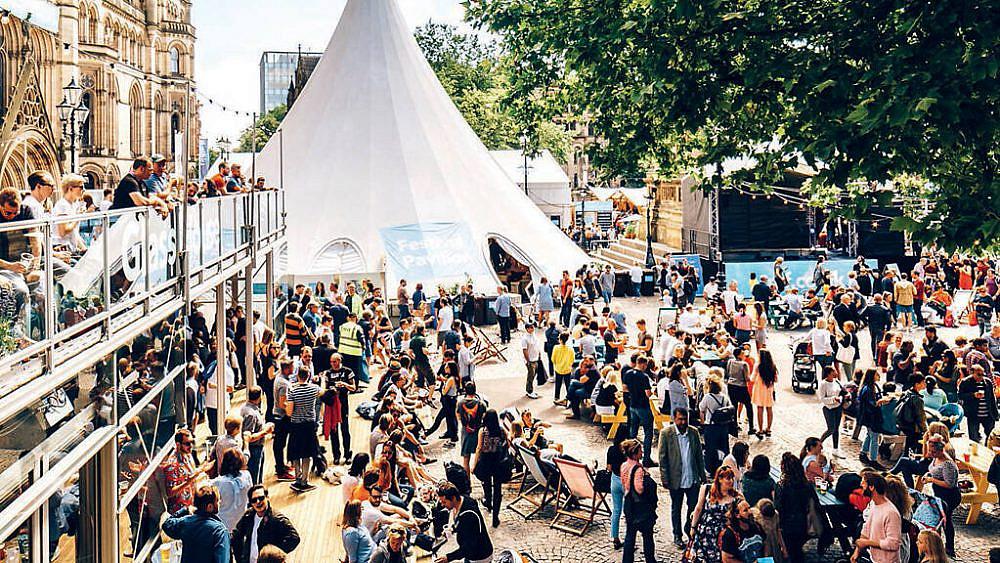 הפסטיבל הבינלאומי במנצ'סטר (צילום: טארניש ויז'ן\ טיים אאוט מנצ'סטר)