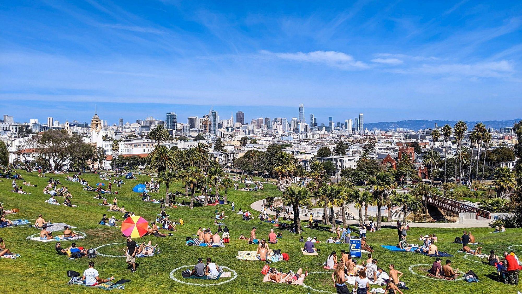 מתברר שזו העיר הכי טובה בעולם. סן פרנסיסקו (צילום: שאטרסטוק)