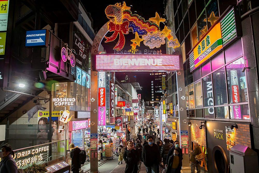 הנה מקום למצוא בו דברים חדשים. רובע שיבויה בטוקיו (צילום: שאטרסטוק)