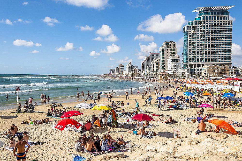 וואי וואי איזה כיף פה. תל אביב (צילום: שאטרסטוק)